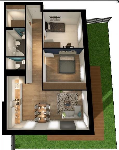 Skórzewo//Cisowa - Mieszkanie na sprzedaż