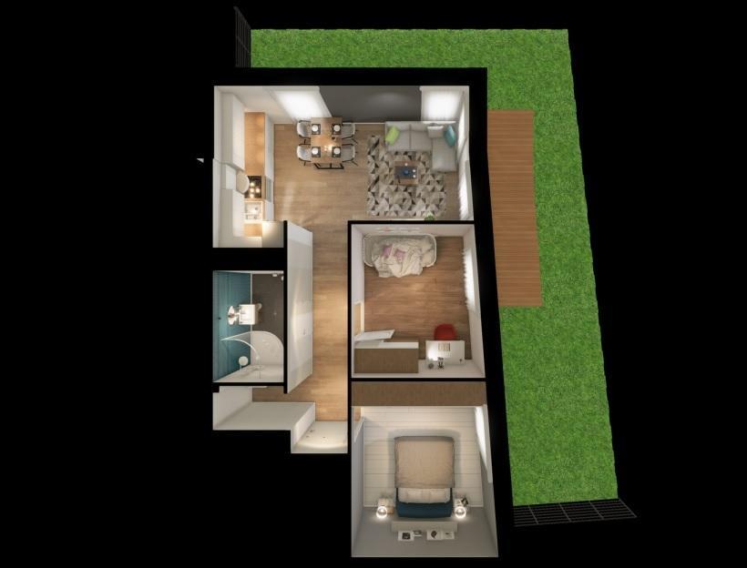 Skórzewo// - Mieszkanie na sprzedaż