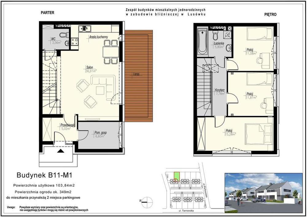 Lusówko// - Mieszkanie na sprzedaż